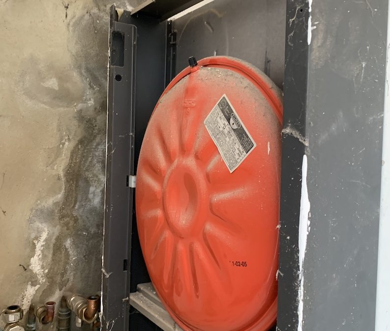 Plumbing & Heating Expansion Vessels The Good The Bad and Ugly