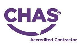 Image of construction health and safety accreditation.